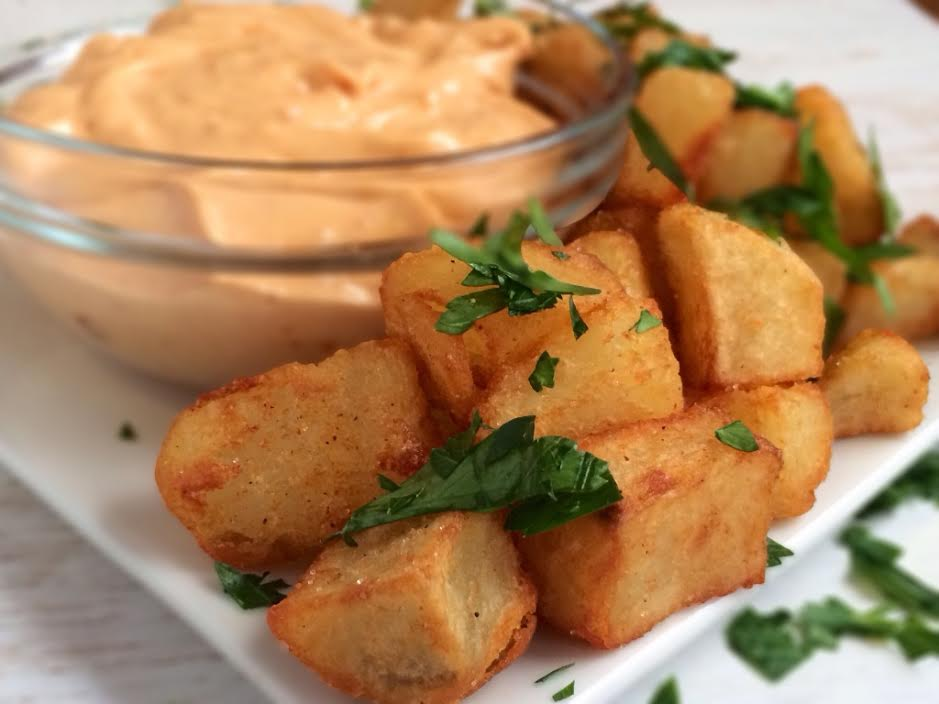 Patatas Bravas – Fierce Up Your Fries (with video)