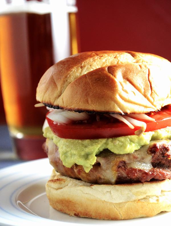 Avosprout Turkey Burger Surprise
