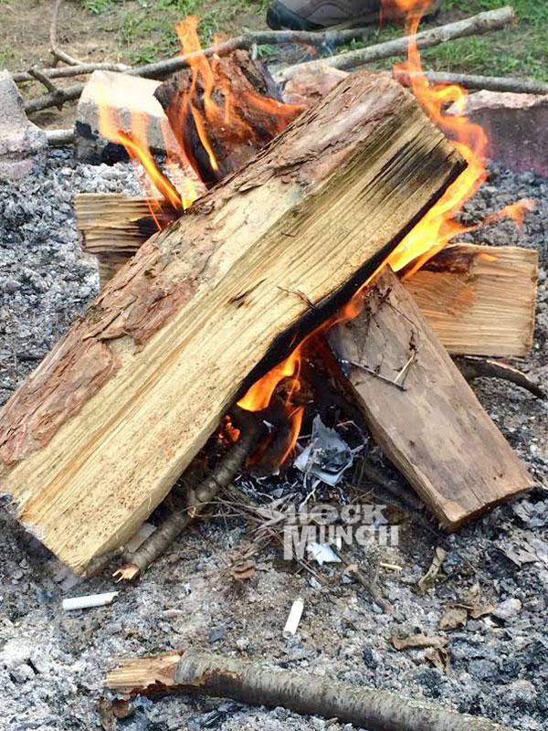 Blackhawk Memorial Park- Camping Time!