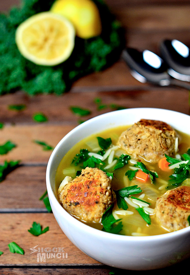 soup noodle soup with kale and white beans recipes dishmaps kale white ...