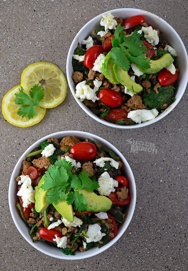 One Pot Protein Bowls