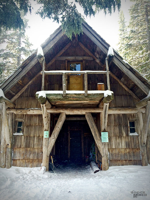 Tilly Jane A-Frame Cabin