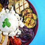 Grilled Mediterranean Plate