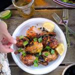 Grilled 5 Herb Lemon Chicken
