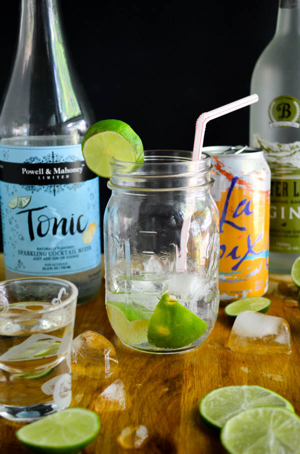 Skinny Gin And Tonic