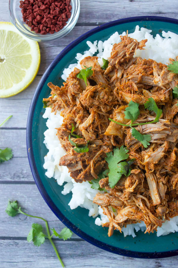 Puerco Pibil – Slow Roasted Pork