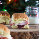 Cranberry Brie Slider Melts