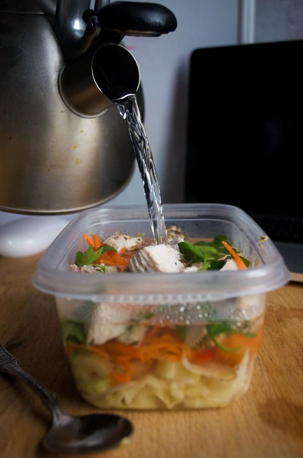DIY Instant Soup