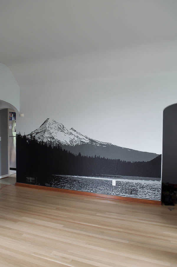 A Cool Technique For Painting A Realistic Mural