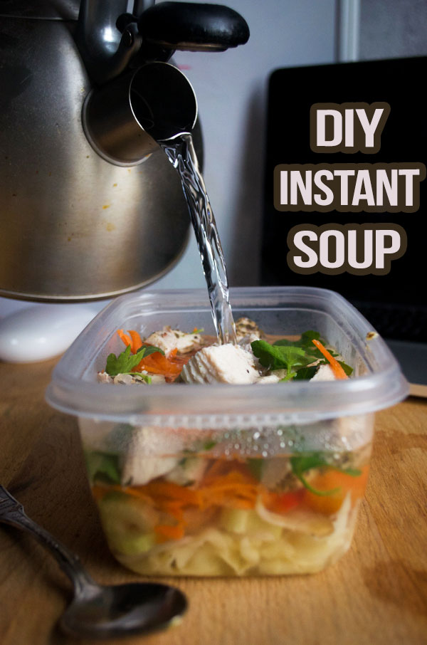Diy Instant Soup Shock Munch
